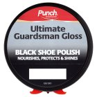 Punch black shoe polish - 40ml