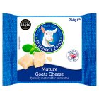 St Helen's Farm mature goats cheese - 240g
