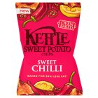 Kettle sweet potato chips sweet chilli - 80g