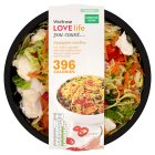 Waitrose Love life singapore noodles - 370g