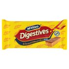 McVitie's digestives slices 6 caramels - 148.2g
