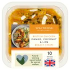 Waitrose British Chicken Coconut Lime Mango Breast Fillets - 300g