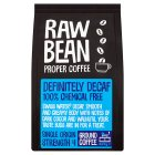 Raw Bean decaffeinated ground coffee - 227g