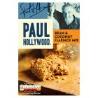 Paul Hollywood Bran & Coconut Flapjack Mix - 465g