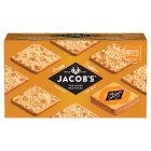 Jacob's cream crackers original snack packs - 8x3s