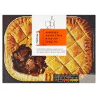 Waitrose 1 Aberdeen angus steak & ale pie - 570g