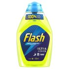 Flash Liquid Gel Crisp Lemons Concentrated All Purpose Cleaner - 400ml