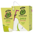 Innocent kids 100% apple juice, 4 x 180ml - 4x180ml Brand Price Match - Checked Tesco.com 25/08/2014