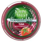 John West spreadables tuna Mediterranean - 80g Brand Price Match - Checked Tesco.com 03/02/2016