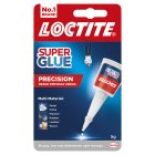 Loctite super glue precision - 5g Brand Price Match - Checked Tesco.com 26/01/2015