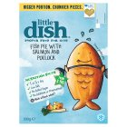 Little Dish 3 yr+ Fisherman's pie with salmon & pollock - 300g