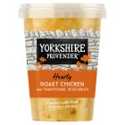 Yorkshire Provender Roast Chicken Soup with Vegetables - 600g