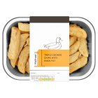 Waitrose 1 Triple Cooked Chips with Duck Fat - 310g