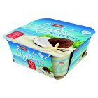 Müllerlight Greek style yogurt, coconut with a hint of vanilla - 4x120g