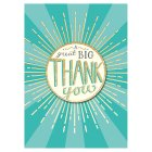 A Great Big Thank You - 1x1each
