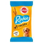 Pedigree rodeo 8 sticks with chicken - 140g Brand Price Match - Checked Tesco.com 24/09/2014