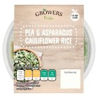 Growers Pride Peas & Asparagus Cauliflower Rice - 180g