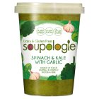 Soupologie Spinach & Kale with Garlic - 600g