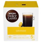 Nescafé Dolce Gusto grande caffé crema coffee pods - 128g Brand Price Match - Checked Tesco.com 26/03/2015