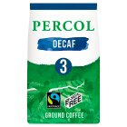 Percol Fairtrade decaf Colombia ground coffee - 200g