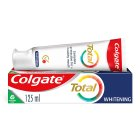 Colgate total advanced whitening - 125ml Brand Price Match - Checked Tesco.com 16/07/2014