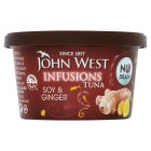 John West infusions soy & ginger tuna - 80g