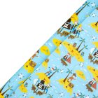 Waitrose 2m pirate giftwrap -