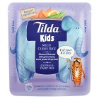 Tilda Kids mild & sweet curry rice - 125g