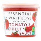 essential Waitrose tomato and chilli sauce - 350g