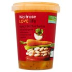 Waitrose LOVE life spicy butterbean soup