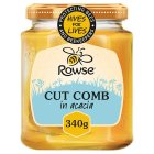 Rowse cut comb in acacia honey
