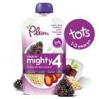 Plum purple carrot & yogurt - 100g Brand Price Match - Checked Tesco.com 16/04/2014