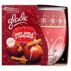 Glade candle apple & cinnamon - each