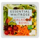 essential Waitrose salad bowl - 330g
