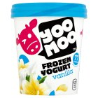 Yoo Moo frozen yogurt vanilla - 500ml Brand Price Match - Checked Tesco.com 24/11/2014
