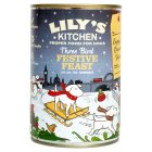 Lily's Kitchen Threee Bird Roast - 400g