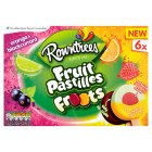 Rowntrees Fruit Pastilles Froots - 6x60ml