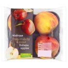 Waitrose Rubens Apples traypack - 4s