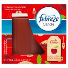 Febreze candle apple & spice - each