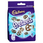 Cadbury pretzels - 110g Brand Price Match - Checked Tesco.com 26/03/2015
