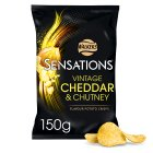 Walkers Sensations cheddar & onion chutney sharing crisps - 175g Brand Price Match - Checked Tesco.com 20/10/2014