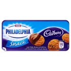 Philadelphia Snack with Cadbury soft white cheese snack pack - 50g