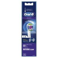 Oral B 3D White Toothbrush Replacement Heads 2pk