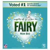 Fairy Non-Bio Washing Powder 22 Washes