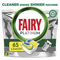 Fairy Platinum All in One Lemon 70 Capsules