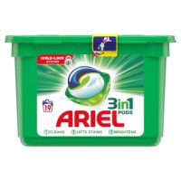 Ariel 3in1 PODS Regular Washing Capsules 19 washes