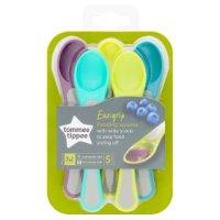 Tommee Tippee 7m feeding spoons pack of 5