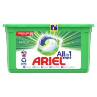Ariel 3in1 PODS Regular Washing Capsules 38 washes