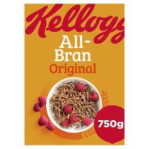 Kellogg's all-bran fibre plus