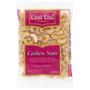 East End Cashew Nuts